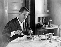 0075182 © Granger - Historical Picture ArchiveFILM STILL: EATING & DRINKING.
