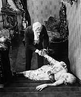 0075270 © Granger - Historical Picture ArchiveSILENT FILM STILL: FAINTING.