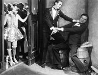 0075393 © Granger - Historical Picture ArchiveSILENT FILM STILL: FIGHTS.