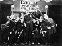 0075690 © Granger - Historical Picture ArchiveKEYSTONE KOPS.  Film still.
