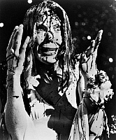 0117760 © Granger - Historical Picture ArchiveCARRIE, 1976.   Sissy Spacek as the title character in a scene from the film 'Carrie,' 1976.