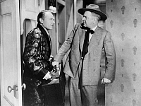 0174536 © Granger - Historical Picture ArchiveFILM: SIX OF A KIND, 1934.   W.C. Fields and Charlie Ruggles in the film 'Six of a Kind.' Photograph, 1934.