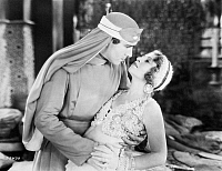 0174981 © Granger - Historical Picture ArchiveTHE DESERT SONG, 1929.   John Boles and Carlotta King in the musical film 'The Desert Song,' 1929.