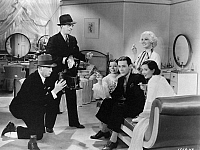 0267659 © Granger - Historical Picture ArchiveEVERY NIGHT AT EIGHT, 1935.   Patsy Kelly, George Raft, Alice Faye and Frances Langford in 'Every Night at Eight,' directed by Raoul Walsh, 1935.