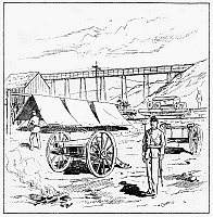 gunfire and brickbats the great railway strikes of 1877 The strike of 1877, also known as 'the great strike' took place on railroads   the b&o railroad, based in baltimore, maryland, was one of the last to cut the.