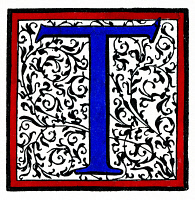 0031942 © Granger - Historical Picture ArchiveINITIAL 'T', c1600.   Decorative initial 'T' in a style similar to those initials used by Christophe Plantin and Adam Berg. Woodcut, c1600.