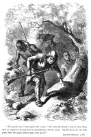 0056086 © Granger - Historical Picture ArchiveLAST OF THE MOHICANS, 1872.  Illustration by Felix Octavius Carr Darley from an 1872 edition of James Fenimore Cooper's 'The Last of the Mohicans.'