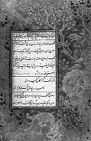 0091280 © Granger - Historical Picture ArchiveSAADI: BUSTAN MANUSCRIPT.   Persian manuscript, early 16th century, of the 'Bustan' (1257) by Saadi.