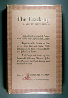 0267744 © Granger - Historical Picture ArchiveFITZGERALD: THE CRACK-UP.   First edition of 'The Crack-Up,' by F. Scott Fitzgerald, published posthumously in 1945.