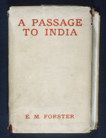 0267763 © Granger - Historical Picture ArchivePASSAGE TO INDIA, 1924.   First edition of 'A Passage to India' by E.M. Forster, 1924.