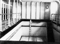 0074280 © Granger - Historical Picture ArchiveTITANIC: SWIMMING POOL.  A 'swimming bath' aboard the 'Titanic,' 1912.