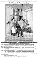 0031839 © Granger - Historical Picture ArchiveFINSEN APPARATUS, c1905.   Finsen apparatus for the treatment of skin diseases by exposure to light. German medical supply catalogue, c1905.