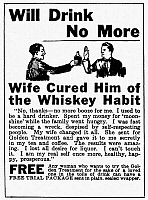 0017655 © Granger - Historical Picture ArchivePATENT MEDICINE.   American newspaper advertisement, early 20th century.