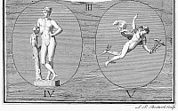 0017914 © Granger - Historical Picture ArchiveMERCURY/HERMES.   Copper engraving, French, late 18th century.