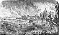 0064719 © Granger - Historical Picture ArchivePORTUGAL EARTHQUAKE, 1755.   The great earthquake at Lisbon, Portugal, 1 November 1755: contemporary engraving.