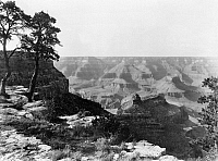 0129248 © Granger - Historical Picture ArchiveGRAND CANYON, c1913.   A view of the Grand Canyon in Arizona. Photographed c1913.