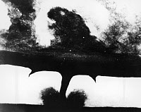 0132652 © Granger - Historical Picture ArchiveTORNADO, 1884.   The first known photograph of a tornado, taken in South Dakota, 28 August 1884.