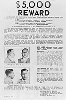 0167057 © Granger - Historical Picture ArchiveWANTED POSTER, 1937.   Poster issued by the F.B.I., 1937, offering a $5,000 reward for information leading to the arrests of Murder Inc. mobsters Jacob 'Gurrah' Shapiro (top) and Louis 'Lepke' Buchalter.