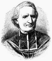 0355290 © Granger - Historical Picture ArchiveFELIX DUPANLOUP (1802-1878).   French ecclesiastic. Wood engraving, American, 1871.