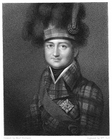 0407530 © Granger - Historical Picture ArchiveJAMES DUFF (1776-1857).   4th Earl Fife. Scottish nobleman. Aquatint engraving, English, 1830.