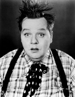 0082636 © Granger - Historical Picture ArchiveROSCOE 'FATTY' ARBUCKLE   (1887-1933). American cinema actor.
