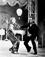 0017227 © Granger - Historical Picture ArchiveASTAIRE & ROGERS, 1936.   Fred Astaire with Ginger Rogers in 'Follow the Fleet,' 1936.