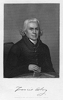 0260857 © Granger - Historical Picture ArchiveFRANCIS ASBURY (1745-1816).   American (English-born) Methodist bishop. Mezzotint, c1860, by Alexander Hay Ritchie.