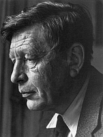 0005749 © Granger - Historical Picture ArchiveWYSTAN H. AUDEN (1907-1973).   English poet.