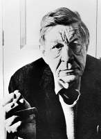 0125912 © Granger - Historical Picture ArchiveWYSTAN HUGH AUDEN   (1907-1973). English poet.   Photographed in 1967.