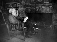 0058873 © Granger - Historical Picture ArchiveJOHN BURROUGHS (1837-1921).   American naturalist.