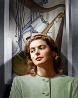 0528573 © Granger - Historical Picture ArchiveINGRID BERGMAN (1915-1982).   Swedish actress. Photograph, 1946.