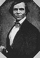 0063550 © Granger - Historical Picture ArchiveHENRY BIBB (1815-1854).   American fugitive slave and abolitionist.