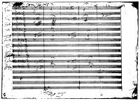 0014205 © Granger - Historical Picture ArchiveBEETHOVEN: FIFTH SYMPHONY.   First page of the autographed manuscript of Ludwig van Beethoven's Fifth Symphony in C Minor, opus 67.