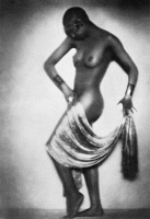 0034195 © Granger - Historical Picture ArchiveJOSEPHINE BAKER (1906-1975).   American dancer. Photograph, c1929.