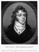 0058735 © Granger - Historical Picture ArchiveGEORGE BRYAN BRUMMELL   (1778-1840). Known as Beau Brummell. English dandy. Steel engraving after a miniature.