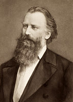 0003699 © Granger - Historical Picture ArchiveJOHANNES BRAHMS (1833-1897).   German composer and pianist.