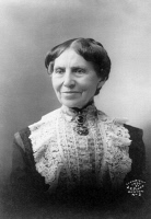 0622581 © Granger - Historical Picture ArchiveCLARA BARTON (1821-1912).   Founder and president of the American Red Cross. Photograph, c1904.