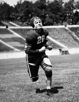 0059475 © Granger - Historical Picture ArchiveGEORGE CLARK (d. 1972).   American football player.