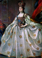 0024115 © Granger - Historical Picture ArchiveCATHERINE II (1729-1796).   Empress of Russia, 1762-1796. Oil on canvas, c1762-66, by Stefano Torelli.