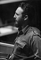 0037993 © Granger - Historical Picture ArchiveFIDEL CASTRO (1926-2016).   Cuban revolutionary leader.