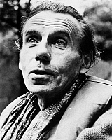 0115538 © Granger - Historical Picture ArchiveLOUIS-FERDINAND CELINE   (1894-1961). Pseudonym for Louis-Ferdinand Destouches. French physician, novelist and essayist.