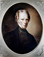 0037206 © Granger - Historical Picture ArchiveHENRY CLAY (1777-1852).   American politician. Oil on canvas, 1852, by Giuseppe Fagnani.