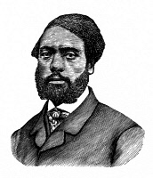 0057367 © Granger - Historical Picture ArchiveWILLIAM CRAFT.   American fugitive slave. Wood engraving, English, 1851.