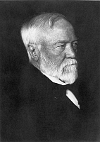 a biography of andrew carnegie a 19th century industrialist Cmu — now a global research university — began when andrew carnegie   went from factory worker in a textile mill to successful entrepreneur and  industrialist  the world's largest steel producing company by the end of the 19th  century.