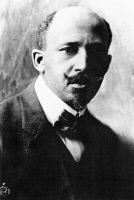 0001517 © Granger - Historical Picture ArchiveWILLIAM E.B. DU BOIS   (1868-1963). American educator, editor and writer. Photographed by Cornelius M. Battey, 1918.