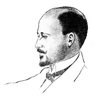 0006815 © Granger - Historical Picture ArchiveWILLIAM E.B. DU BOIS   (1868-1963). American educator, editor and writer.