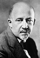 0036330 © Granger - Historical Picture ArchiveWILLIAM E.B. DU BOIS   (1868-1963). American educator, editor, and writer. Photographed c1935.