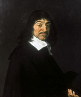 0034658 © Granger - Historical Picture ArchiveRENE DESCARTES (1596-1650).   French mathematician and philosopher. Oil on canvas, c1649, by Frans Hals.