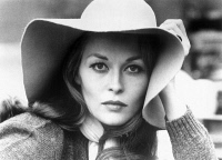 0066978 © Granger - Historical Picture ArchiveFAYE DUNAWAY (1941- ).   American actress.