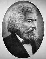 0259952 © Granger - Historical Picture ArchiveFREDERICK DOUGLASS   (c1817-1895). American abolitionist. Photograph, c1885.